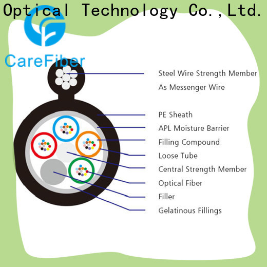 Carefiber cost-effective outside plant fiber optic cable wholesale for trader
