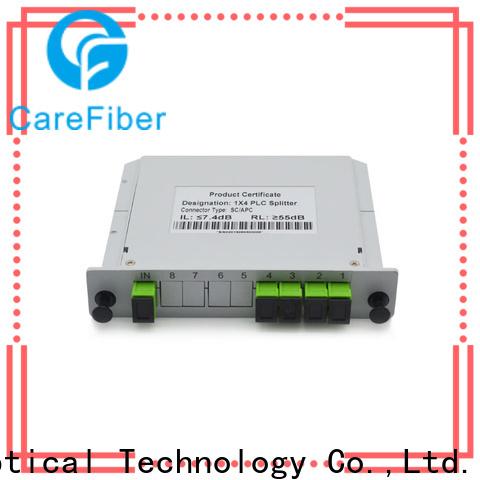 Carefiber splitte optical splitter best buy foreign trade for global market