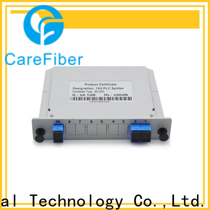 most popular fiber optic splitter types plc foreign trade for industry