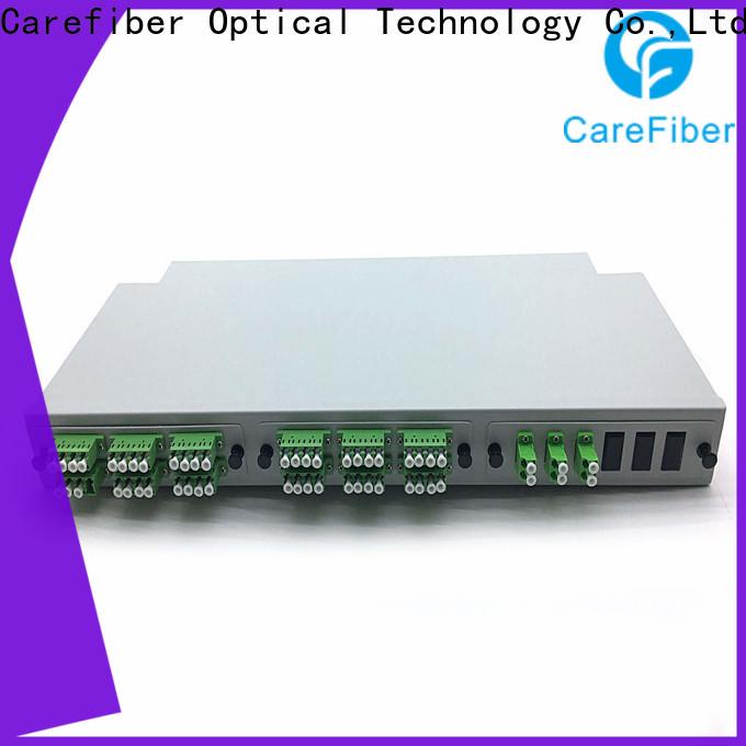 Carefiber frame fiber connectors buy now for global market