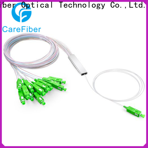 Carefiber cable optical splitter best buy foreign trade for industry