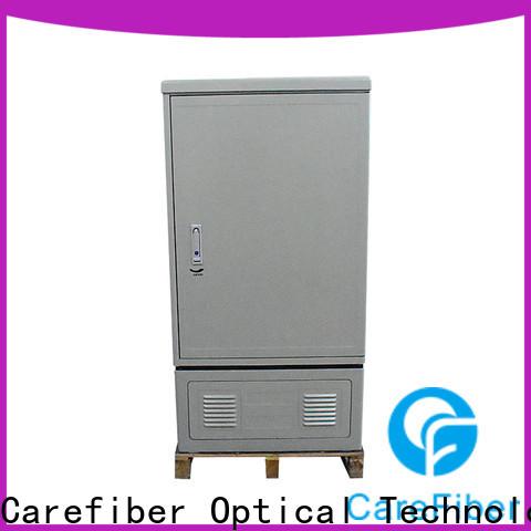 Carefiber best distribution cabinet provider for telecom industry