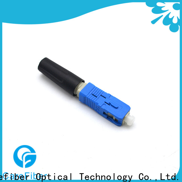 Carefiber best fiber optic lc connector trader for communication