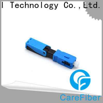dependable lc fiber connector cfoscapcl5401 provider for communication