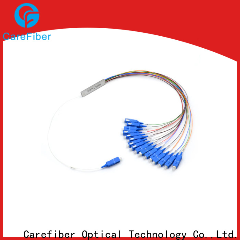 Carefiber steel best optical splitter cooperation for industry