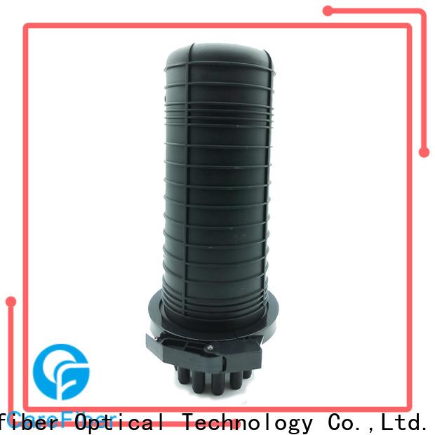 Carefiber optical fiber optic enclosure maker for communication