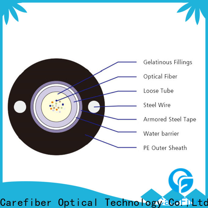 cost-effective outdoor fiber cable gytc8s buy now for communication