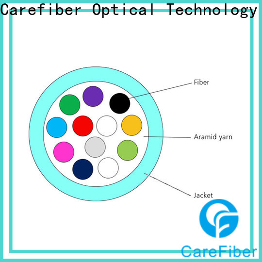 Carefiber gjbfjv fiber optic products well know enterprises for indoor environment