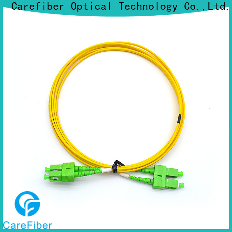 Carefiber 1m patch cord fibra optica great deal for communication
