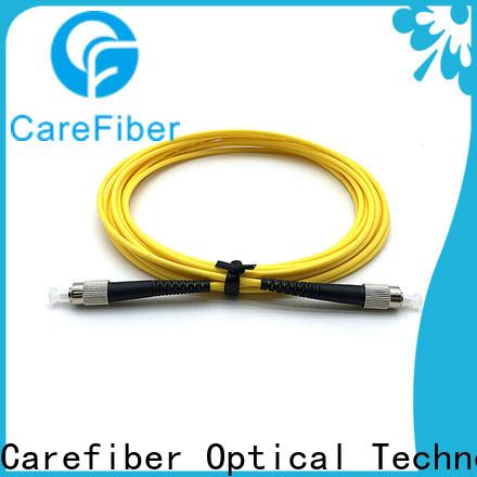 Carefiber sx patch cord fibra optica manufacturer for b2b