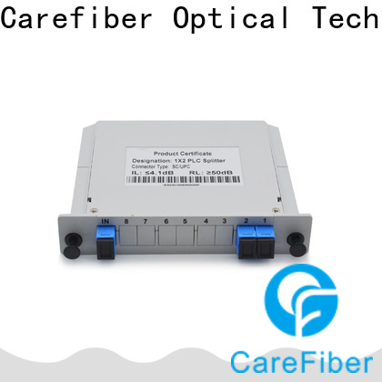 Carefiber most popular optical cord splitter trader for industry