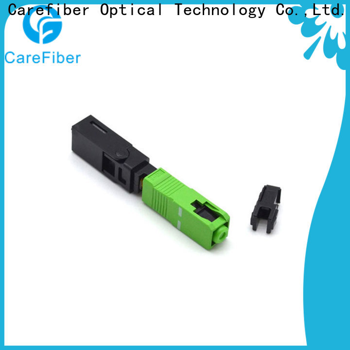 new fiber optic cable connector types cfoscupc6001 provider for consumer elctronics