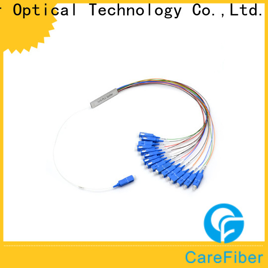 Carefiber best splitter plc trader for communication