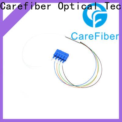 Carefiber splittercfowa02 fiber splitter cooperation for global market