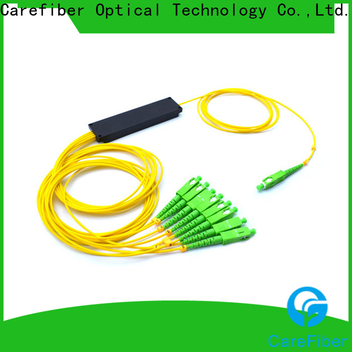 best optical splitter cable foreign trade for industry