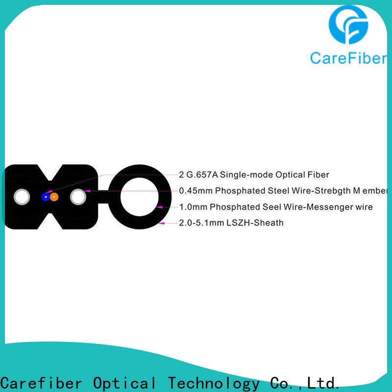 Carefiber gjxfh ftth fiber supplier for communication
