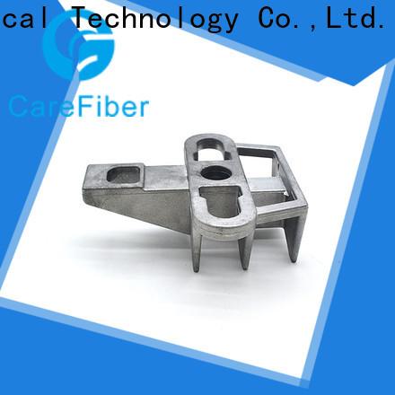 Carefiber universal fiber optic parts program consultation for communication