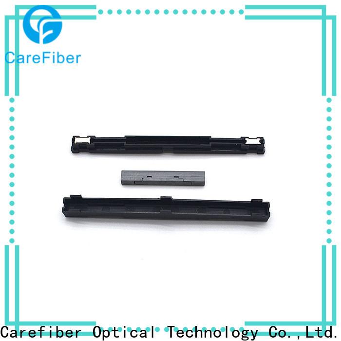 Carefiber optical fiber optic mechanical splice connector buy now for retailer
