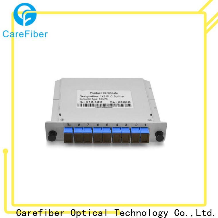 Carefiber 02 best optical splitter trader for communication