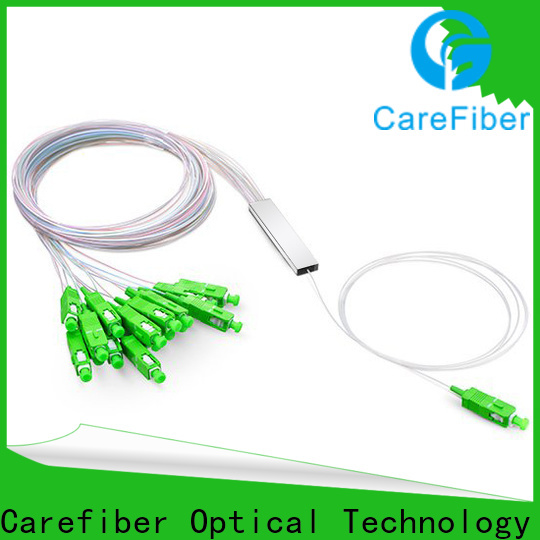 most popular optical splitter cable trader for industry