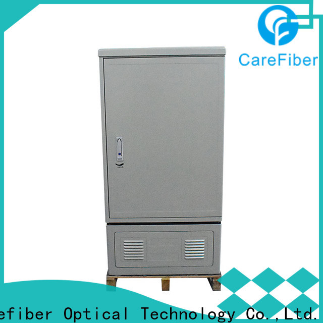 Carefiber outdoor optical distribution cabinet provider for commercial industry