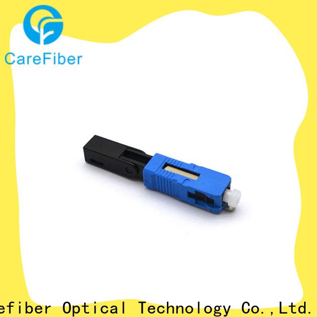 dependable sc fiber optic connector opticfast provider for consumer elctronics