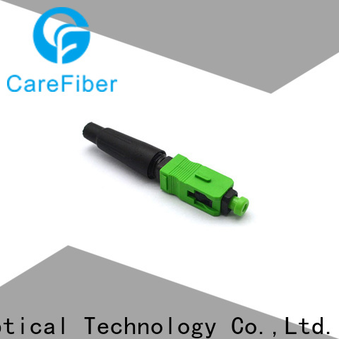 Carefiber cfoscapcl5003 lc fast connector trader for communication