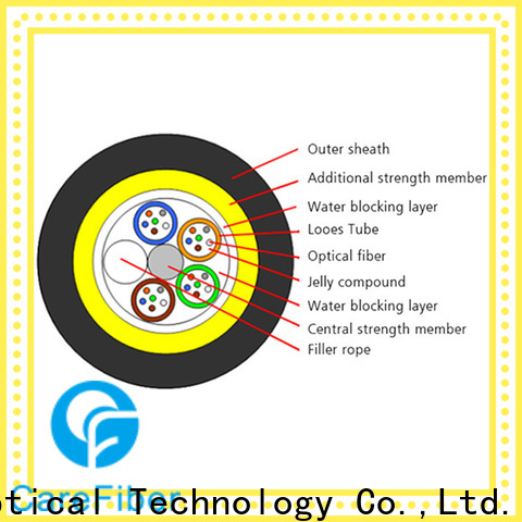 Carefiber cable adss cable made in China for communication