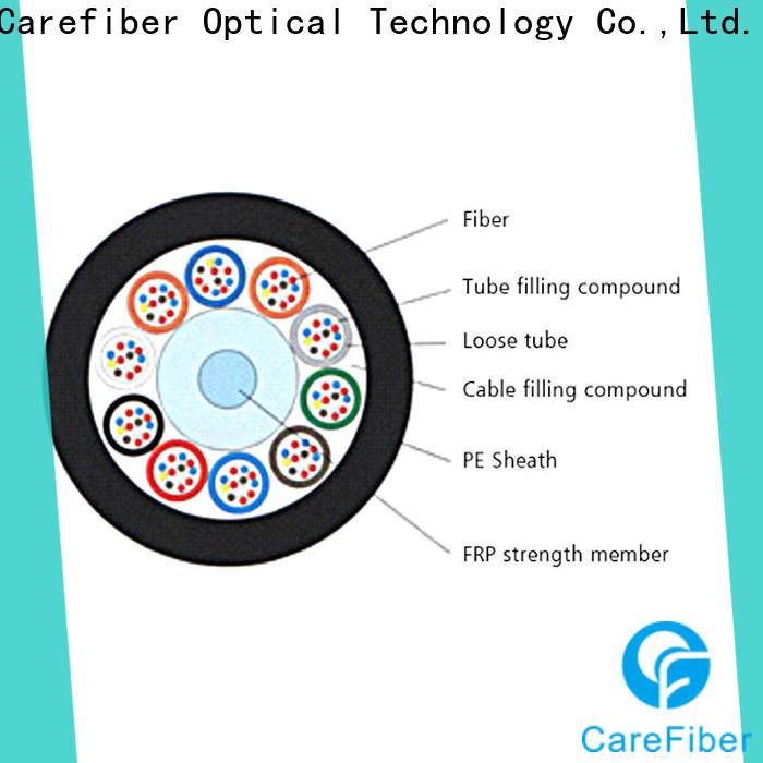 Carefiber gyxtw outdoor fiber patch cable wholesale for communication