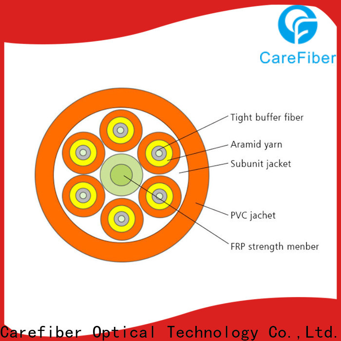 Carefiber customized fiber optic products maker for building
