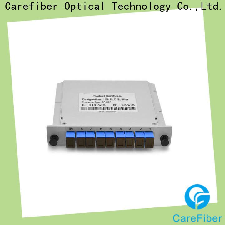 Carefiber splittercfowa16 plc splitter trader for global market