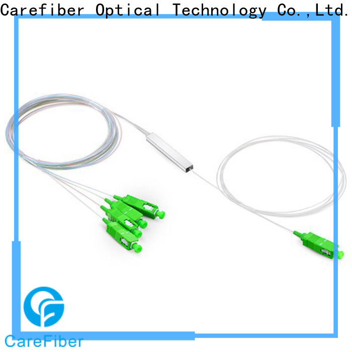 best fiber splitter card cooperation for global market