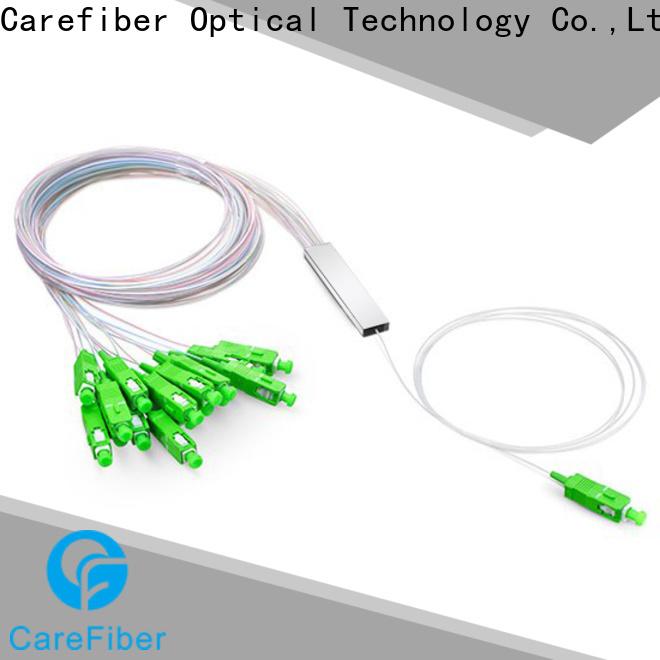 Carefiber abs splitter plc trader for industry