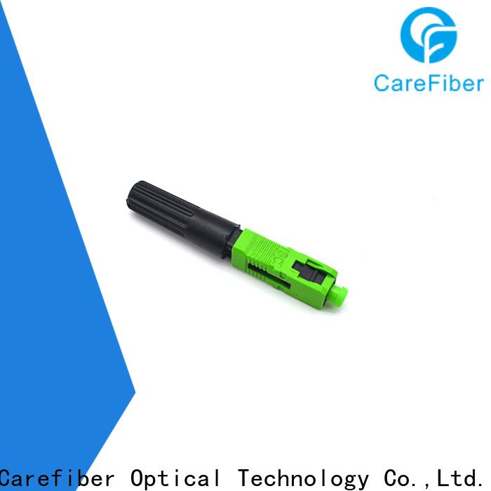 new fiber fast connector cfoscupc trader for consumer elctronics