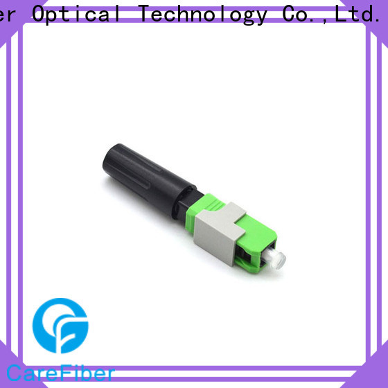 new sc fiber optic connector fiber fast provider for consumer elctronics