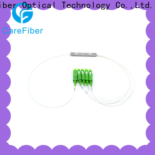 Carefiber cable optical splitter foreign trade for communication