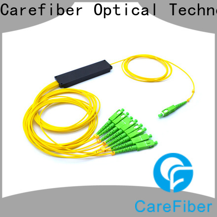 Carefiber quality assurance optical cord splitter foreign trade for industry