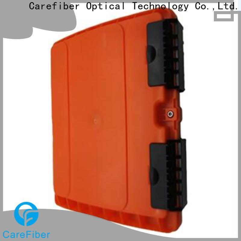Carefiber bulk production fiber optic distribution box order now for transmission industry
