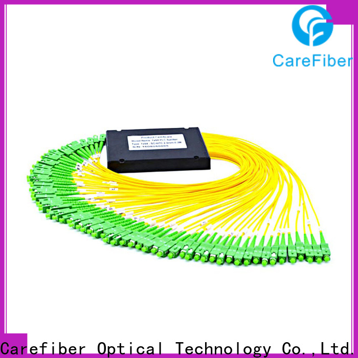 Carefiber mini optical cable splitter foreign trade for industry