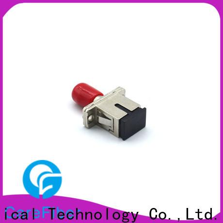 Carefiber high quality fiber adapter supplier for importer