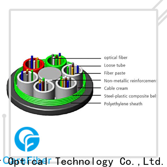Carefiber commercial outdoor fiber cable source now for merchant