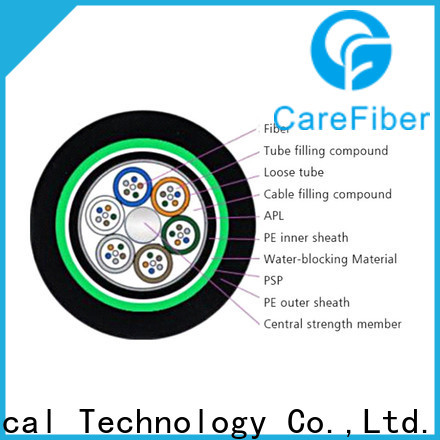 cost-effective outdoor fiber patch cable gytc8s wholesale for communication