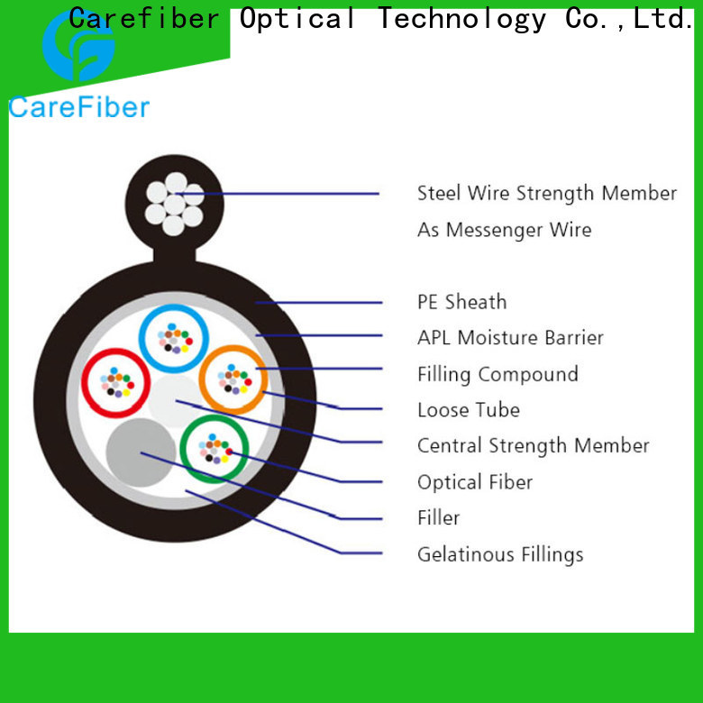 Carefiber commercial outdoor fiber optic cable buy now for trader