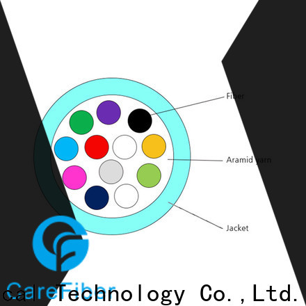 customized fiber optic 4 core gjbfjv well know enterprises for indoor environment
