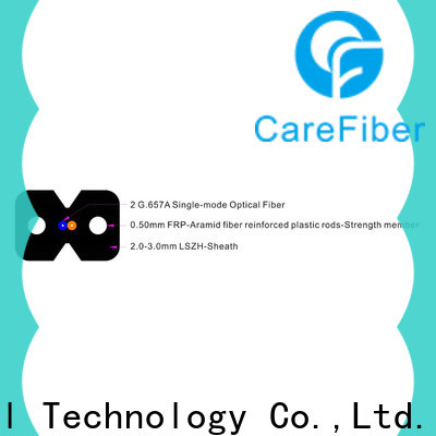Carefiber highly recommended cable ftth trader