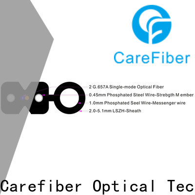 Carefiber gjyxfch drop cable factory for communication
