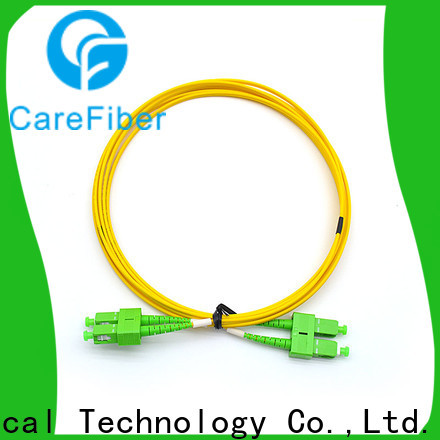 Carefiber standard lc lc fiber patch cord order online for b2b