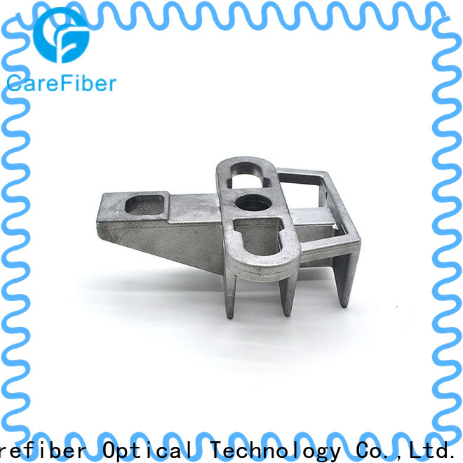 high-efficiency fiber optic cable clamp pole made in China for communication