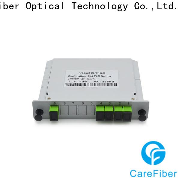 Carefiber box fiber splitter trader for industry