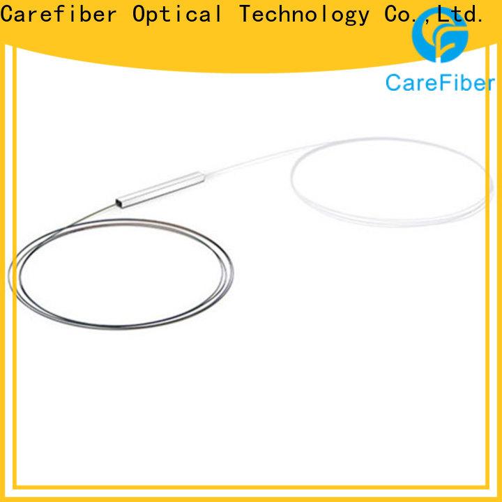 Carefiber 1x16plc plc optical splitter cooperation for global market